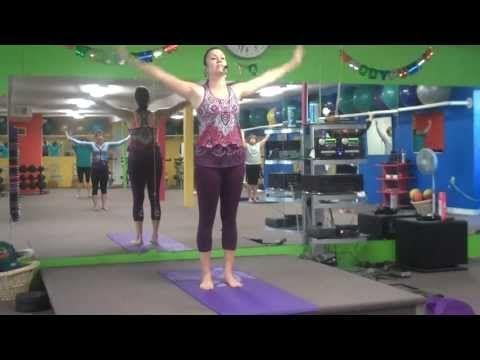 Video PiYo Strength Warm Up - YouTube