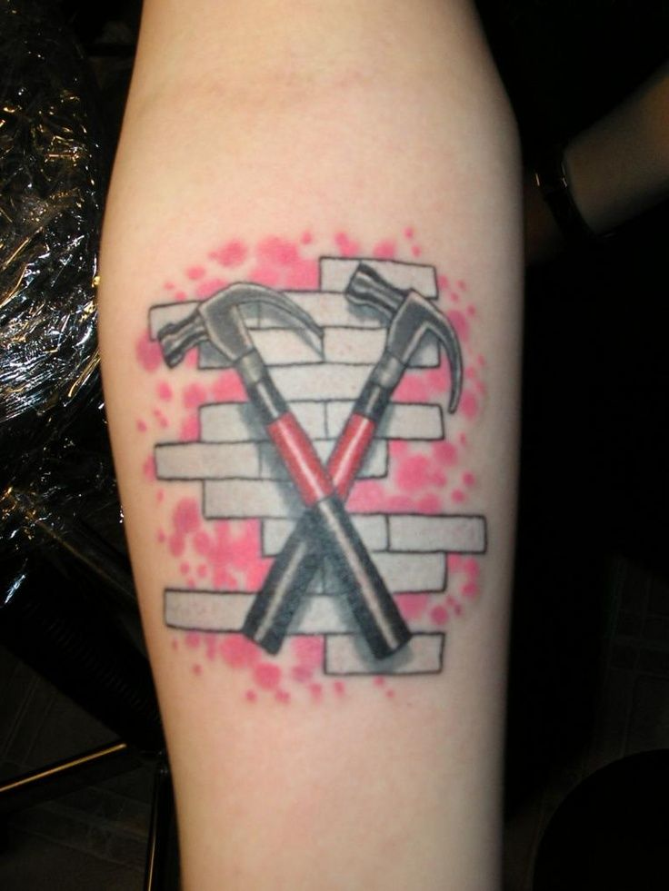 All Of Pink's Tattoos Us And Floyd Tribute Band | Pink Floyd Tattoo ...