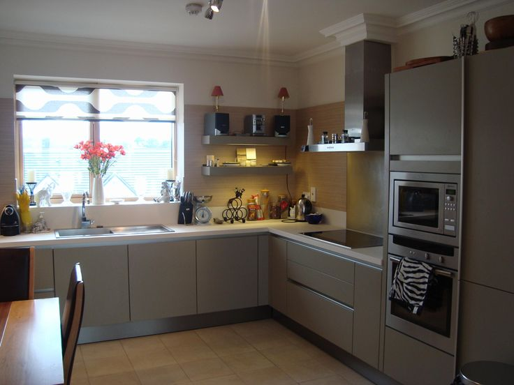 A Warm, Neutral Toned SieMatic Kitchen Packed With Personality, Found In  Dublin