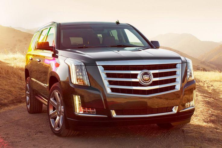 Nuova #Cadillac #Escalade Model Year #2015