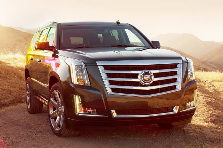 Nuova #Cadillac #Escalade Model Year #2015