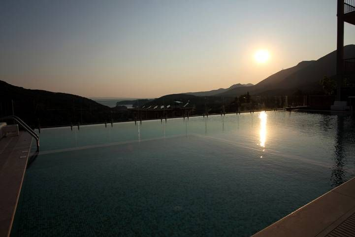 The place to watch sunsets! Salvator Villas & Spa Hotel, Parga, Greece - www.salvator.gr