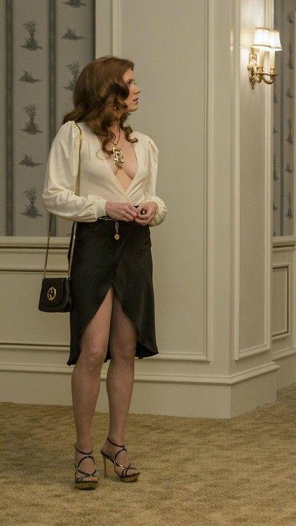 Amy Adams in American Hustle.