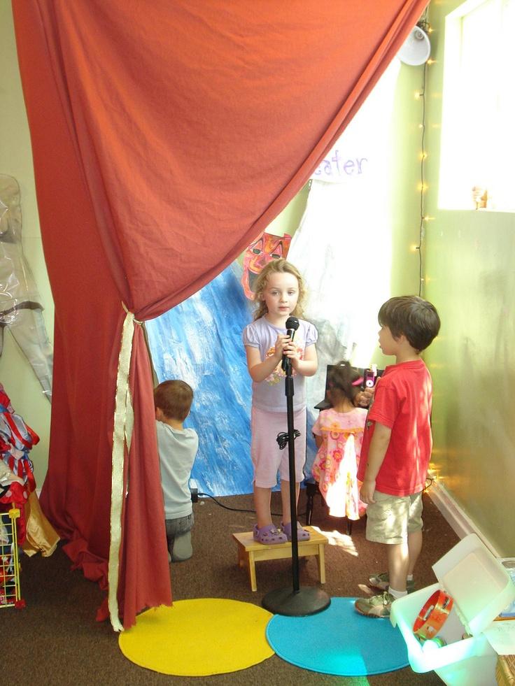 movie theater classroom theme | Camelot Kids - Child Development Center Curriculum »