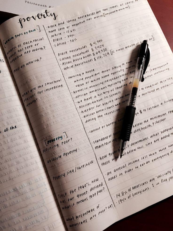 7 mejores imágenes de Notes en Pinterest - cornell notes paper