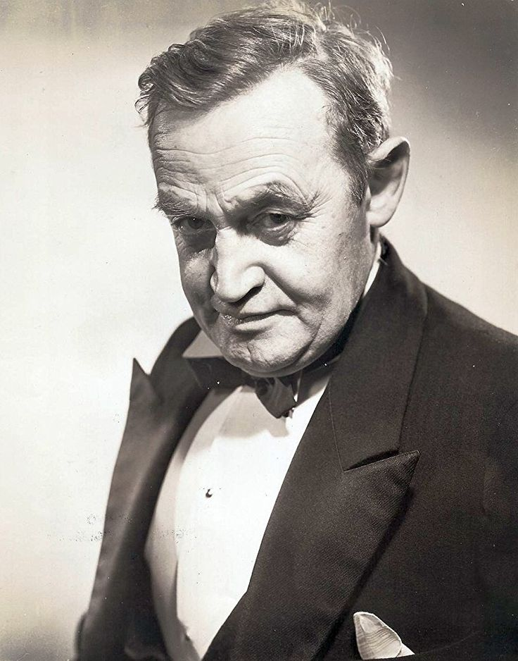 Barry Fitzgerald (Judge Francis J. Quincannon) I And Then There Were None (1945), René Claire
