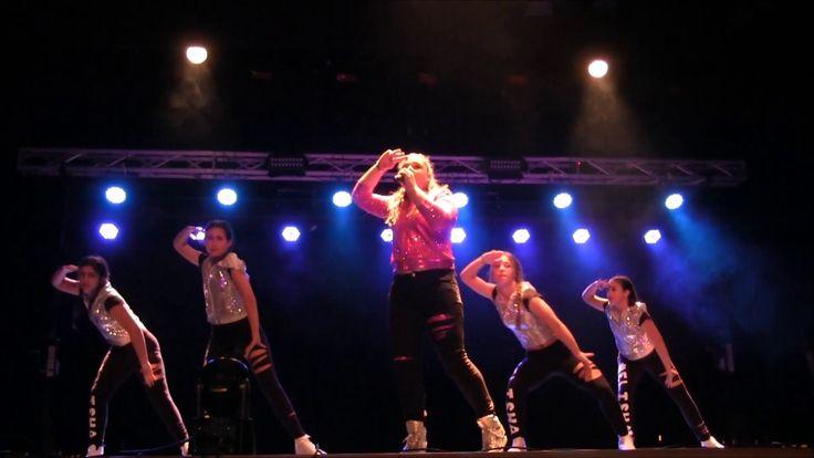 BENALUP-CASAS VIEJAS Gran Festival de la Canción JuveniL Musical Party E...