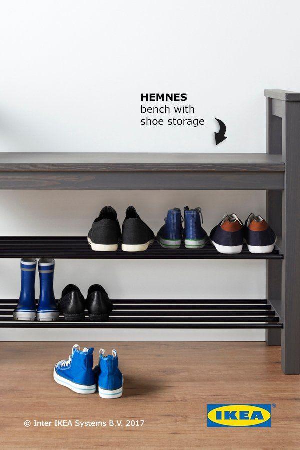 252 best hallway organization storage images on pinterest ikea ideas entrance hall and door. Black Bedroom Furniture Sets. Home Design Ideas