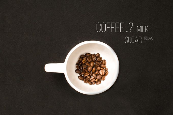 Coffee cup by Knofe on @creativemarket