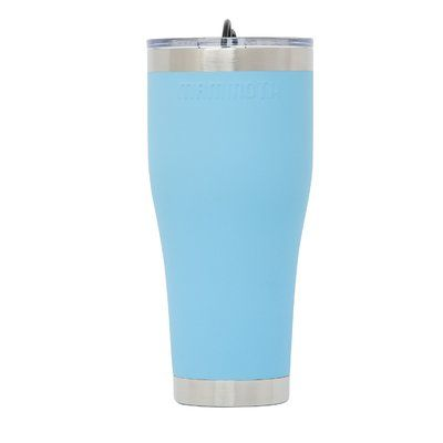 Mammoth Cooler Rover 30 oz. Travel Mug Color: Lite Blue