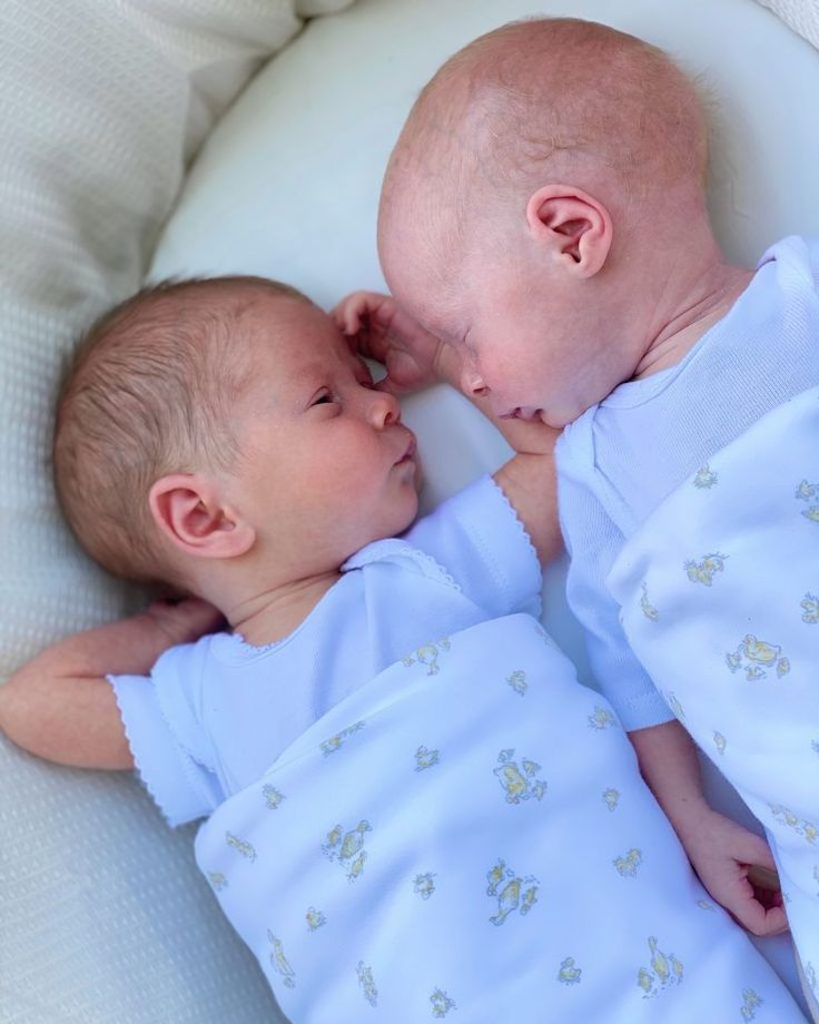 How I Named My Babies: River Charles & Sylvie Vivienne ...