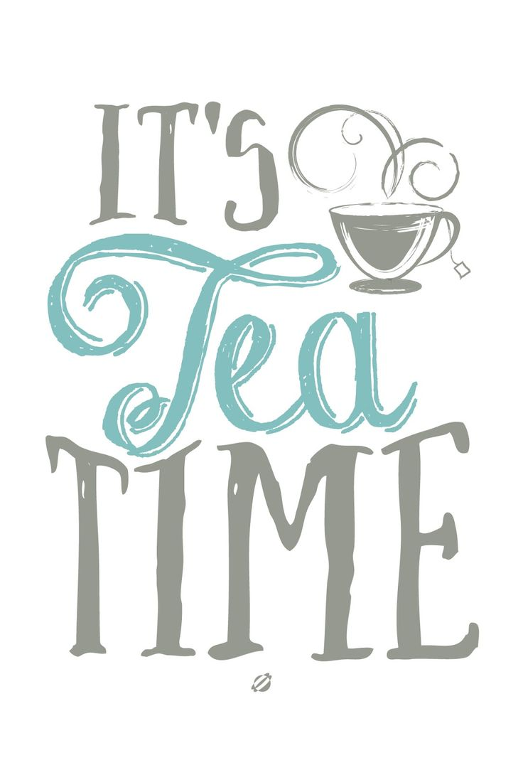 Printable kitchen art -  Lostbumblebee 2014 It S Tea Time Free Printable Personal Use Only Free Personalskitchen Artkitchen