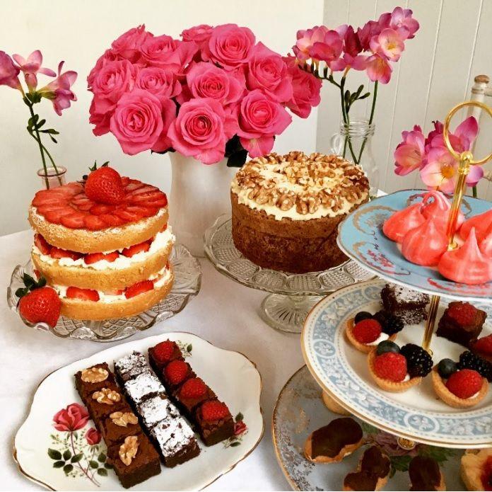 Wedding High Tea Catering