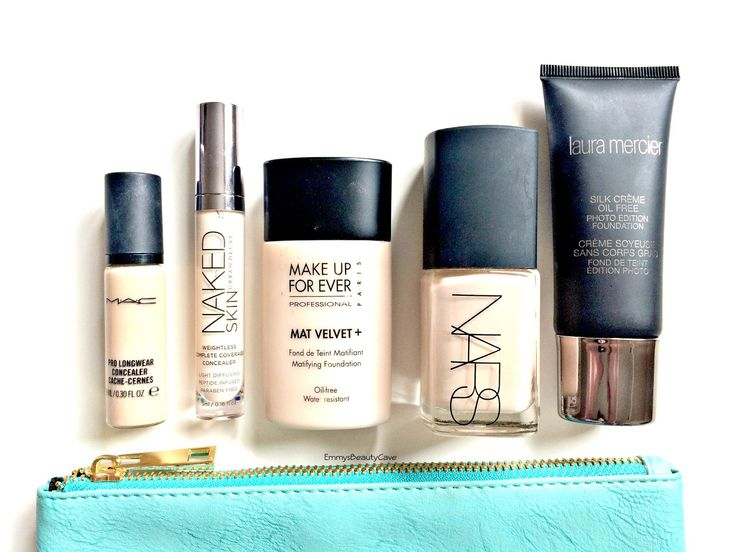High End Foundations For Oily Combination Skin