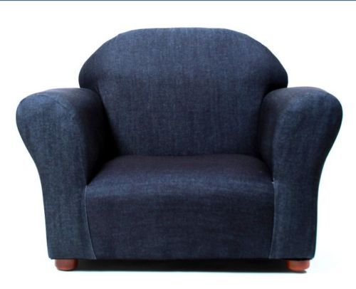 Kids-Upholstered-Chair-Furniture-Arm-Toddler-Armchair-Club-Playroom-Child-Chairs