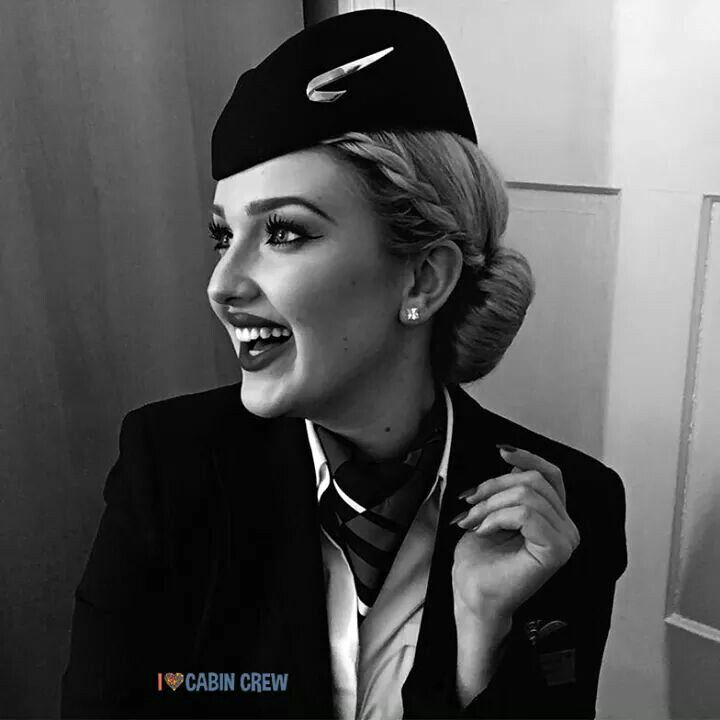 FLIGHT ATTENDANT UNIFORMS FROM AROUND THE WORLD! | British Airways | For more style inspiration visit For more inspiration visit www.dontsweatthestewardess.com