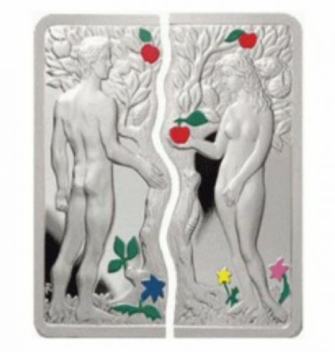 Adam i Ewa w Raju
