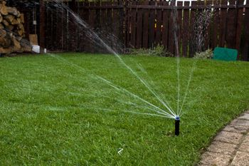 Lawn Irrigation Systems vs. Lawn Sprinkler Systems -- do conatct 811 before installation
