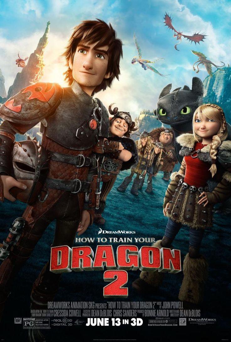 Solo yo: Cómo entrenar a tu dragón 2 (How to train your Dra...