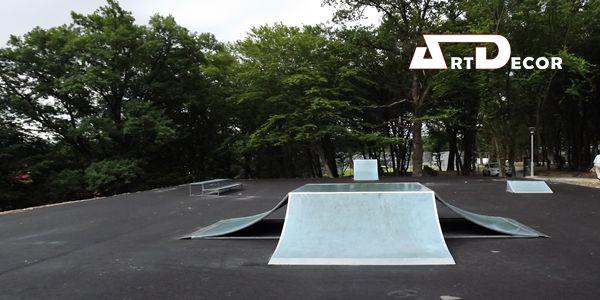 Platforma skateboard - Art Decor
