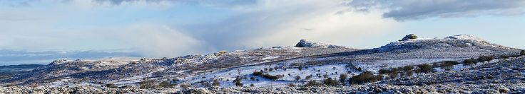 Chapter 29 - Saddle tor to Hey tor pano - Dartmoor - Wikipedia, the free encyclopedia
