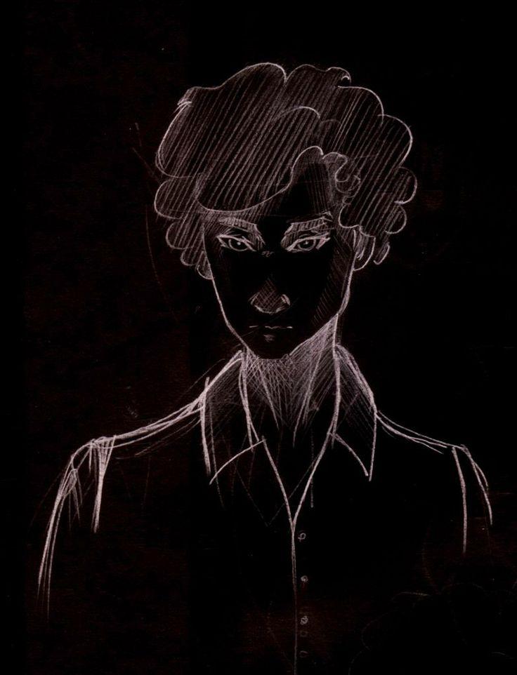 Sherlock anime art   Author: Oreki Rea
