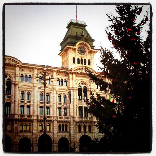 Trieste, el campanon