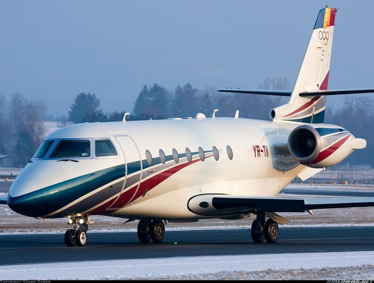 Gulfstream Aerospace G200 - Untitled (Tiriac Air) | Aviation Photo #1483689 | Airliners.net