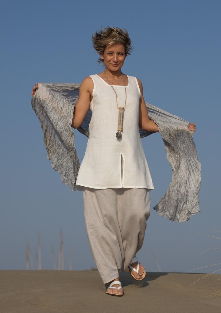 213 Best Apparel Layering Amalthee Creations Images On Pinterest Black Linen Linen Dresses