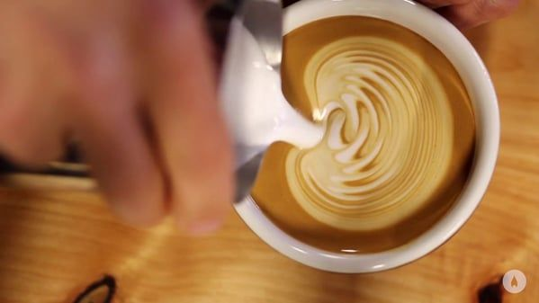 VCR StreetSmarts #14: Latte Art on Vimeo