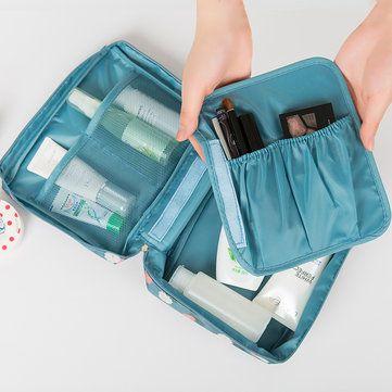 Travel Packing Cosmetics Makeup Case Bag Organizer Storage Toiletry Waterproof Pouch //Price: $22.48 & FREE Shipping //     #facemakeup  #nailart  #makeuptool  #eyemakeup  #haircare  #facemakeupbrush  #facemakeupkit  #facemakeupart  #facemakeupbrushset  #facemakeupcream  #facemakeupfordryskin  #facemakeupforparty  #facemakeupforwedding  #facemakeupfordarkskin  #nailarttool  #nailartforshortnails  #nailartkit  #nailartstickers  #nailartbrushes  #3dnailart  #eyemakeupforbrowneyes…