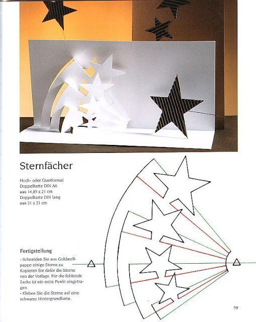 3D pop-up pattern - Christmas - Wioletta Matusiak - Picasa-Webalben
