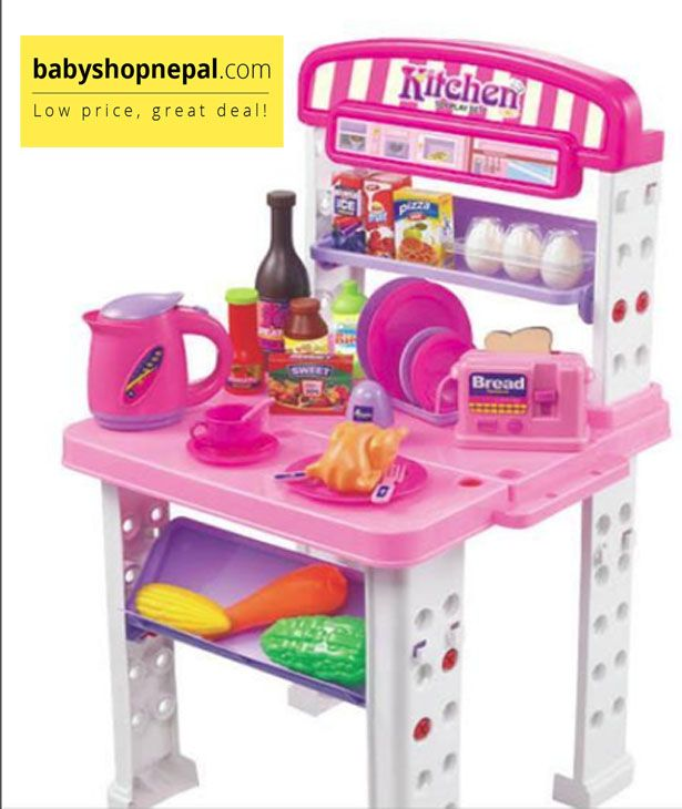 Kitchen Toy Play Set Toy Kitchen Christmas Presents For Kids