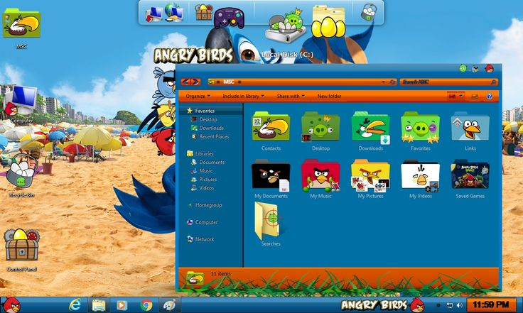 Angry birds rio transformation packa4