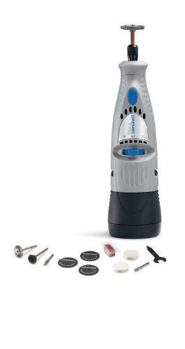 Dremel MultiPro 7.2-Volt Cordless Rotary Tool Kit #DIY