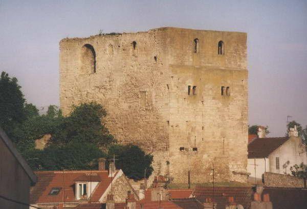 Tour Montjoie, Conflans-Sainte-Honorine 78