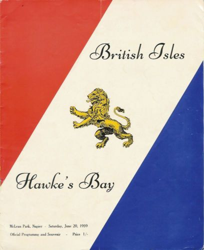 #rugby history today 20/06 in 1959 : Hawkes Bay 12-52 British Isles ✈ Lions win in Napier on 1959 NZ rugby tour ... http://www.ticketsrugby.com/rugby-tickets/countries/New-Zealand-rugby.php