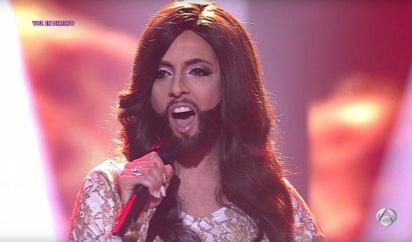 """Ruth Lorenzo rises like Conchita on """"Your Face Sounds Familiar"""""""