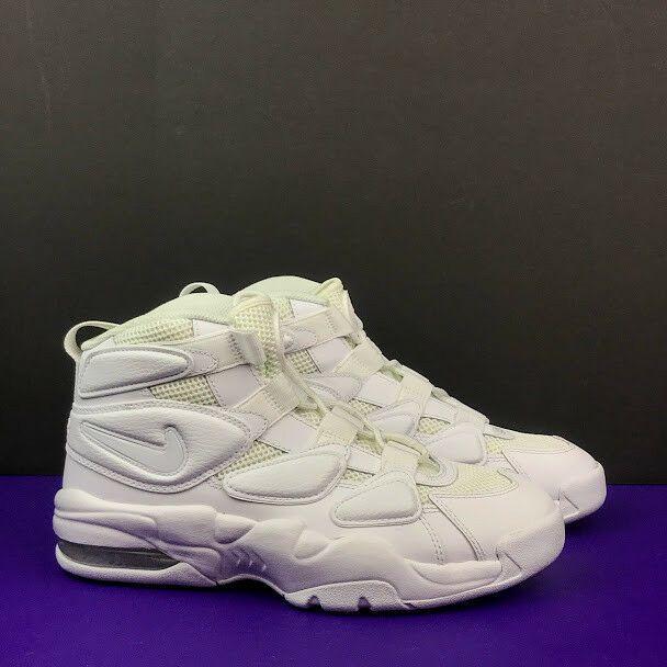 NIKE AIR MAX 2 UPTEMPO '94 Men's Basketball Shoes 922934 100