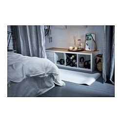 IKEA - KALLAX, Estantería, blanco, , Puedes colocarlo en vertical u horizontal para usarlo como estantería o aparador.