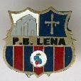 Escudo Penya Blaugrana PB Lena