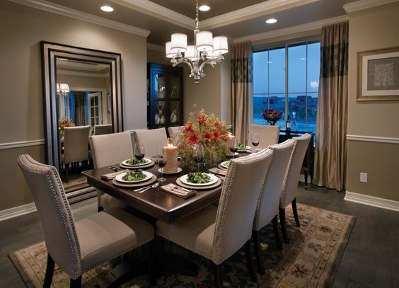 Best Dining Room Decor Ideas Images On Pinterest