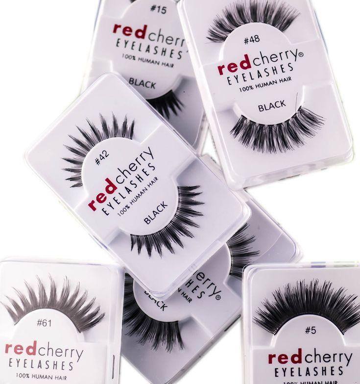 Troika Red Cherry Eyelashes