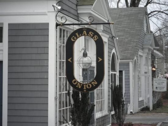 The Glass Onion is our guests number 1 ranked restaurant in town.  It is just a two minute walk from our Inn.