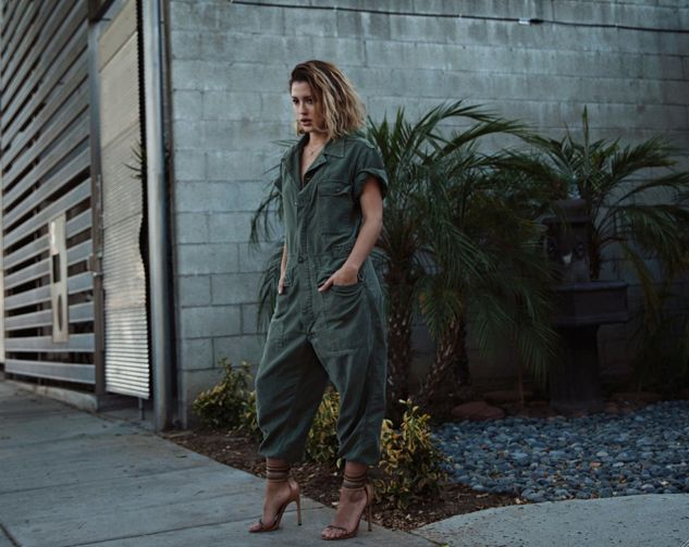 Jumper* Karlas closet, Loose fit jumpsuit, Instagram fashion