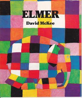 Prentenboek - Elmer