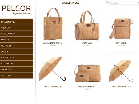 Handbags and other cork products, Pelcor, Moncarapacho, Olhão, Algarve, Portugal