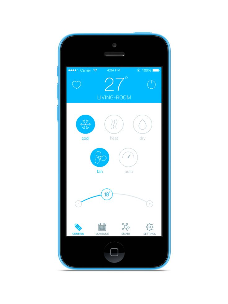 in Air app wip / Mike Zhiharev