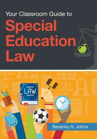 What You Need to Know About Special Education Law in the Classroom is an interactive guidebook to special education law that provides basic information that special educators and administrators need t
