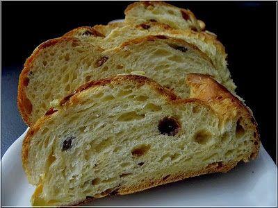 Limara péksége: Forraltboros karácsonyi kalács